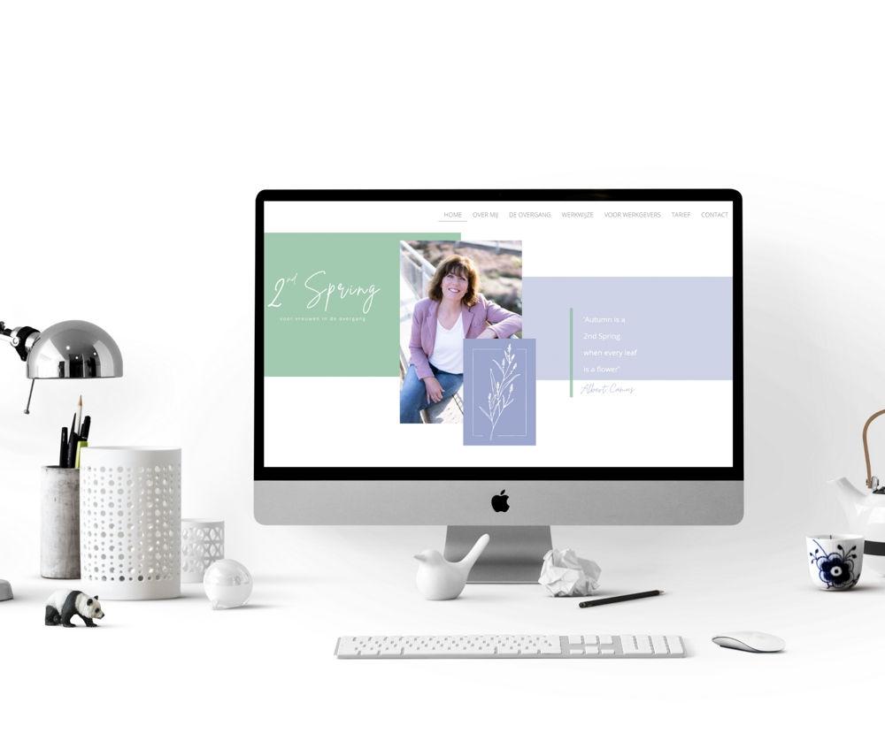 Wordpress website - Li-z