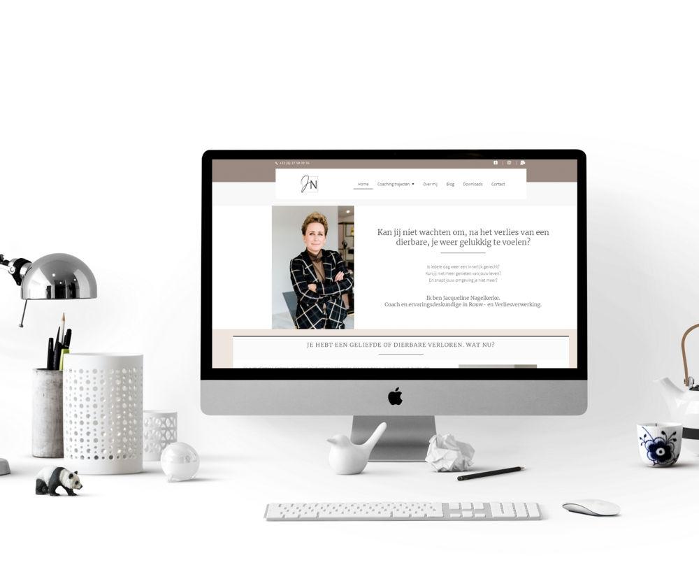 Wordpress webdesign - Li-Z